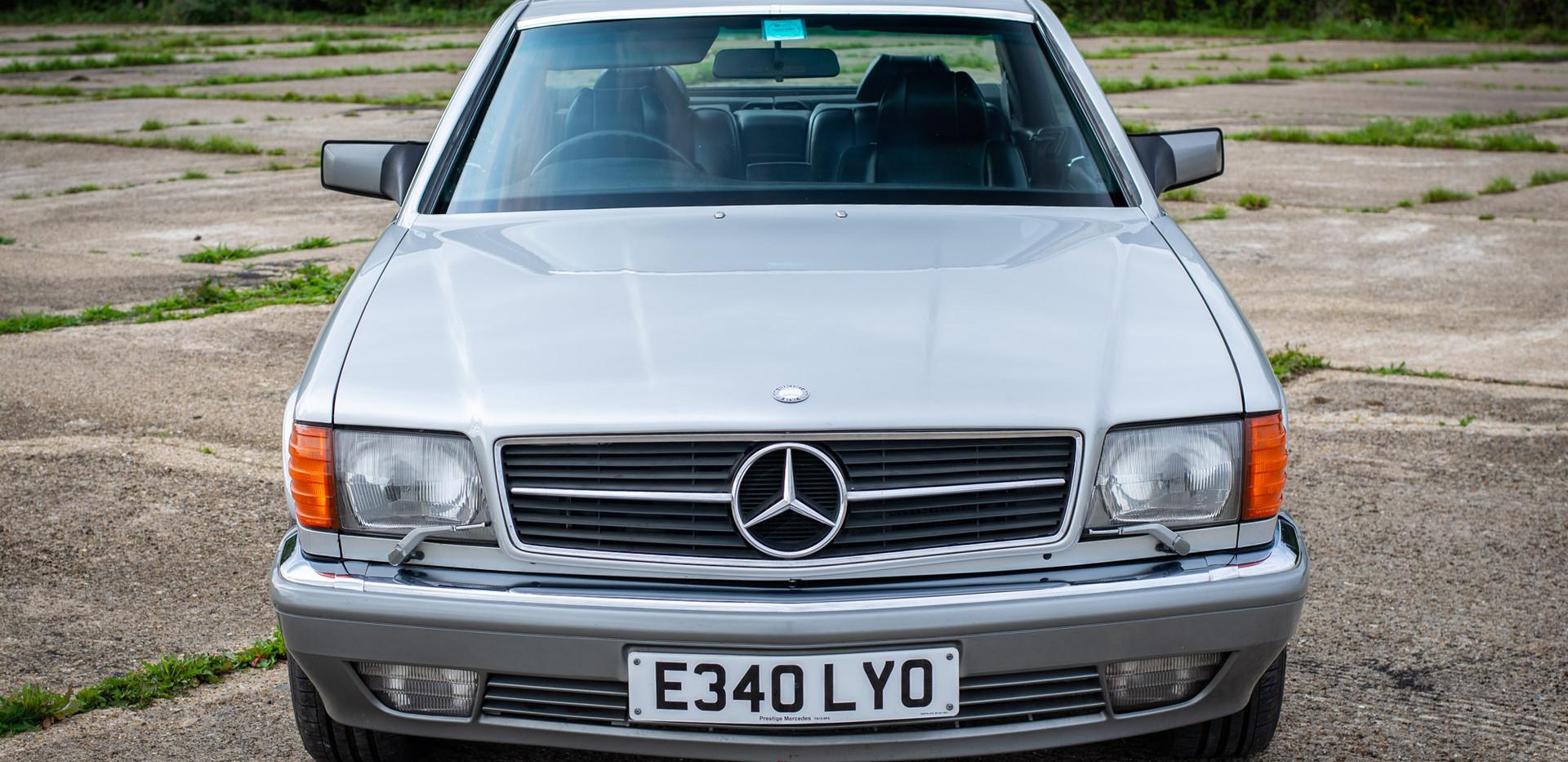 W126 420SEC - Uk for sale london-4.jpg