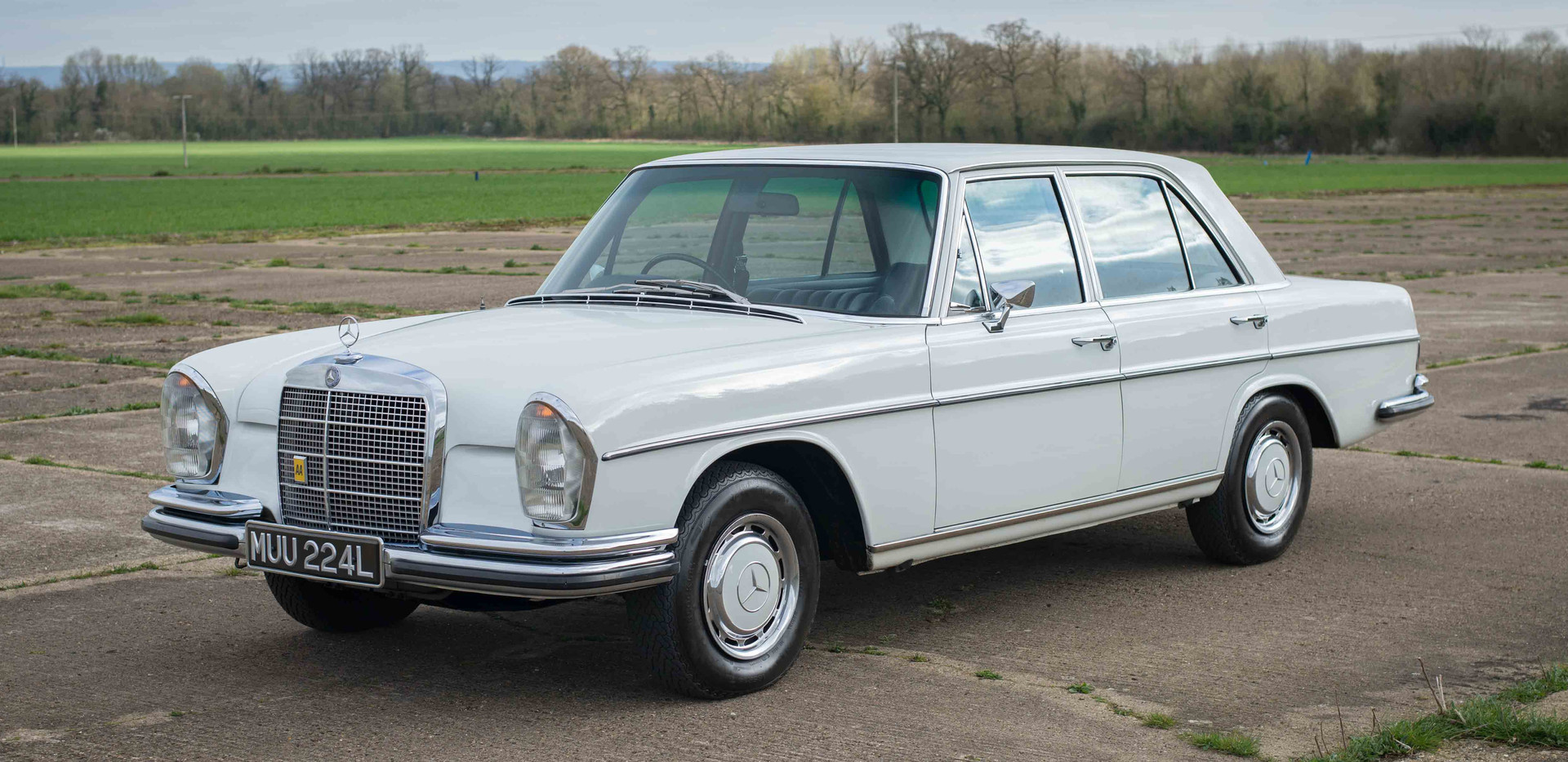 Mercedes W108 280SE For Sale UK London