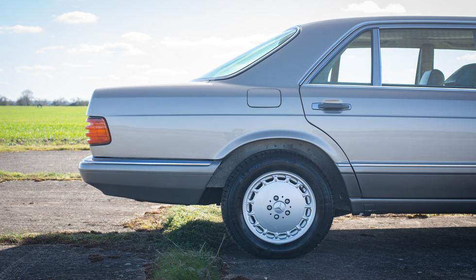 W126 420SEL E3TGW For Sale London-7.jpg