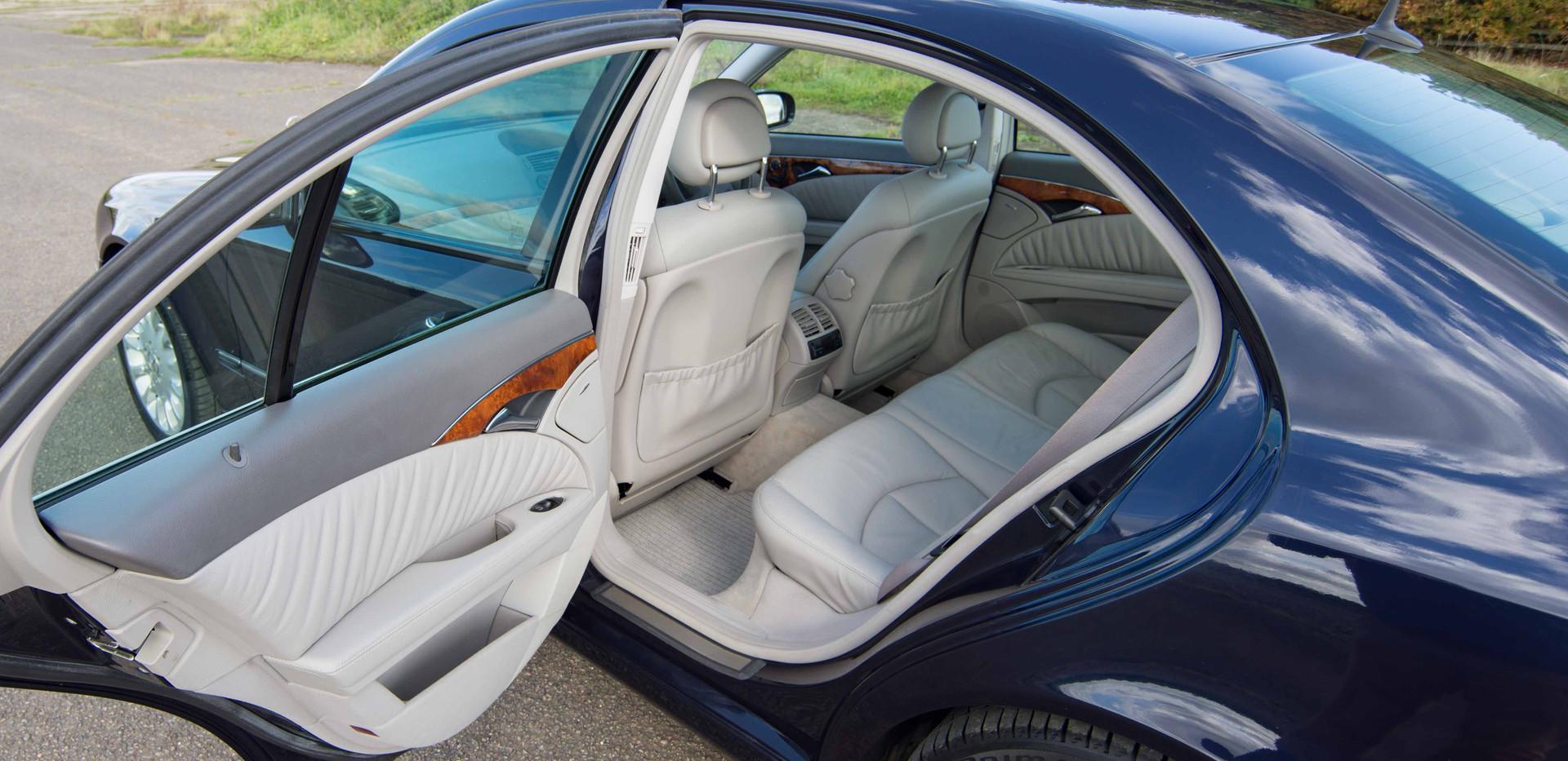 Mercedes E500 For Sale UK London  (46 of