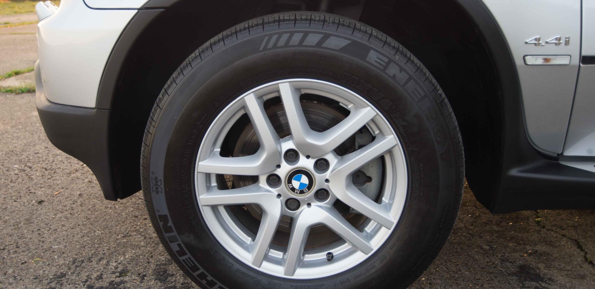 BMW E53 X5 4.4i For Sale UK London  (23