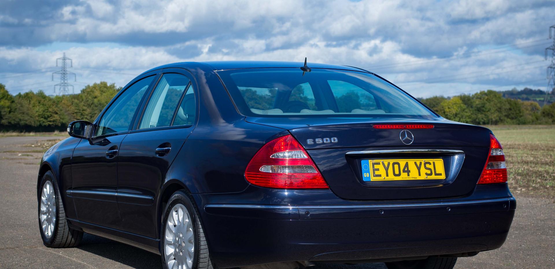 Mercedes E500 For Sale UK London  (2 of