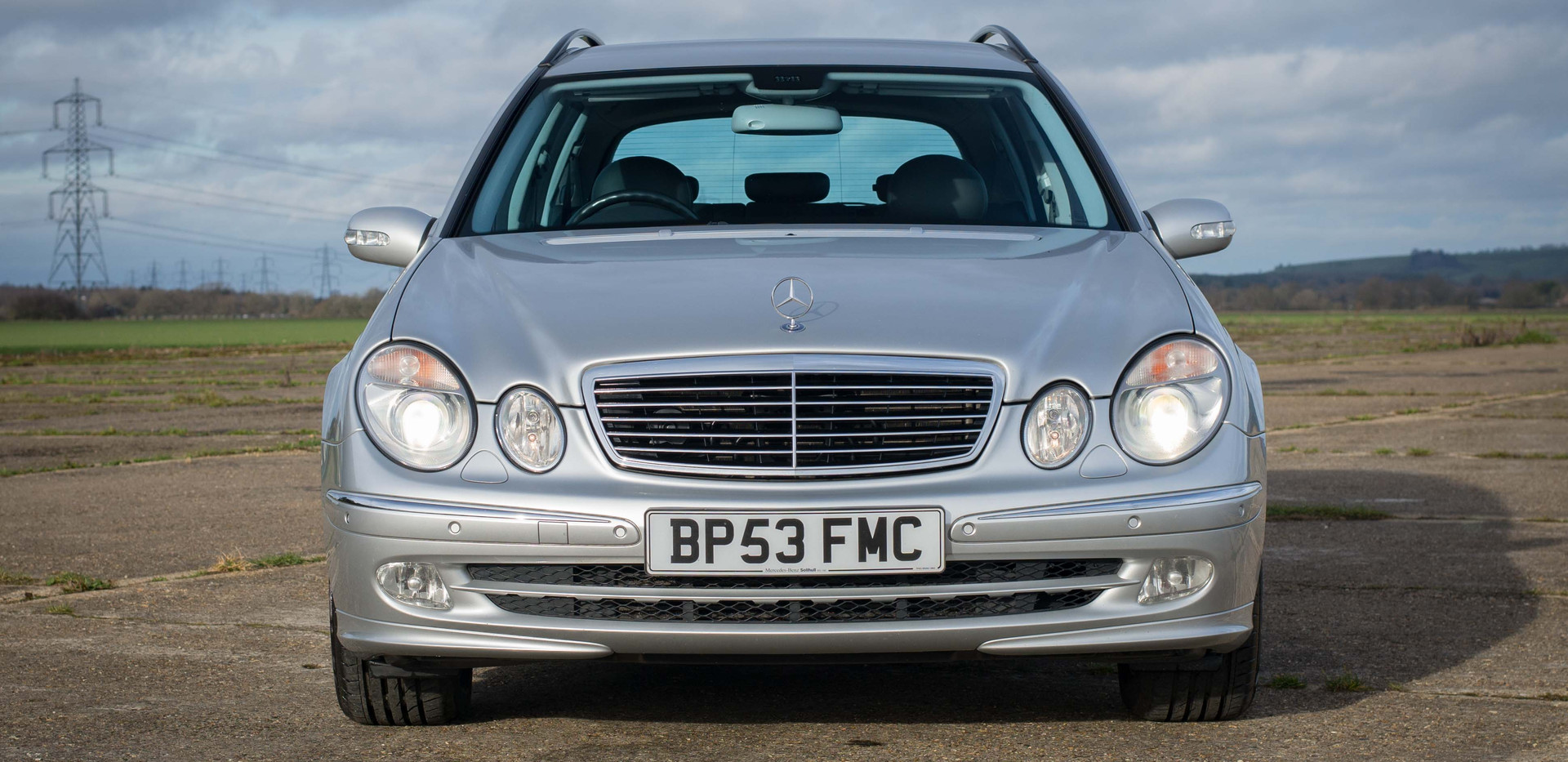 Mercedes E320CDI For Sale UK London  (42