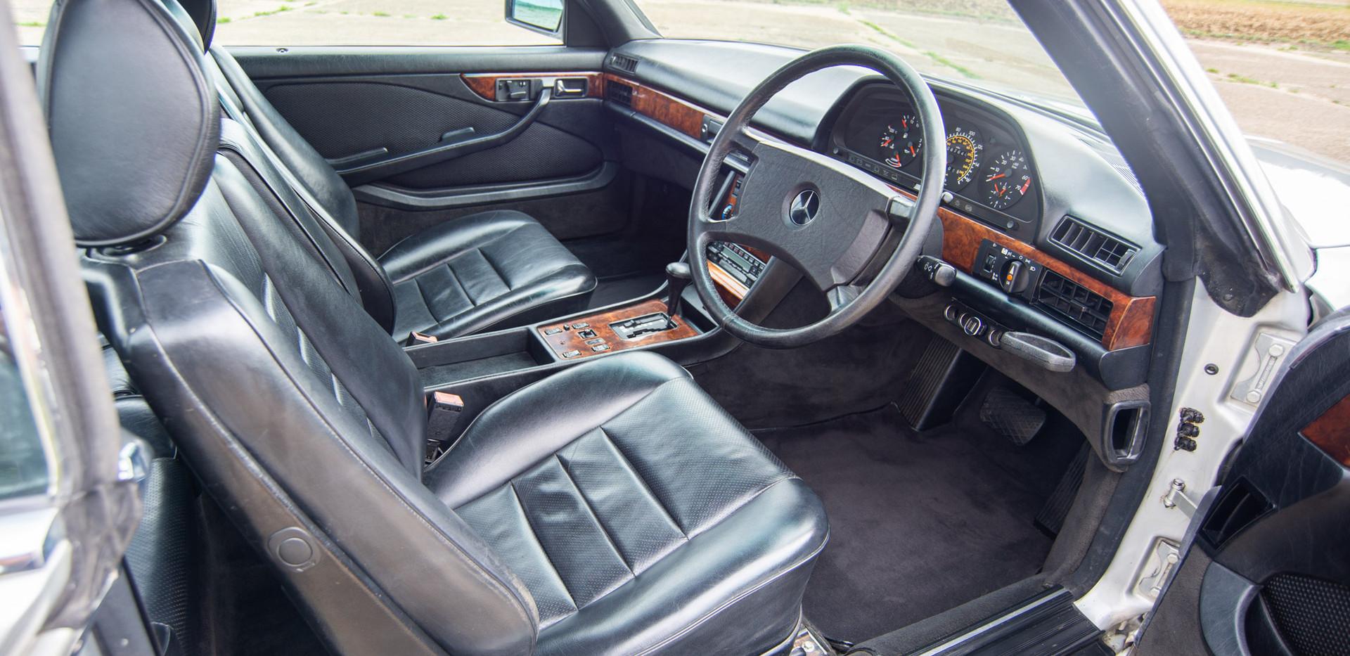 W126 420SEC - Uk for sale london-32.jpg