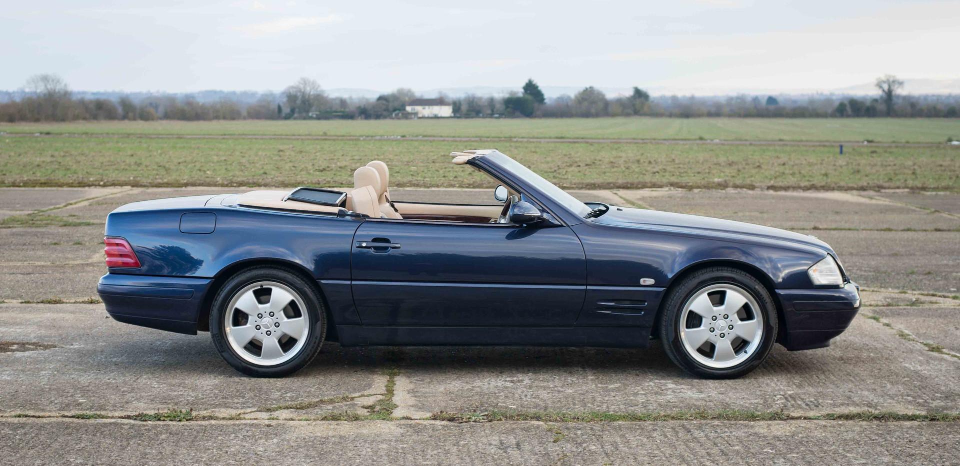 SL500 For Sale UK London  (7 of 36).jpg