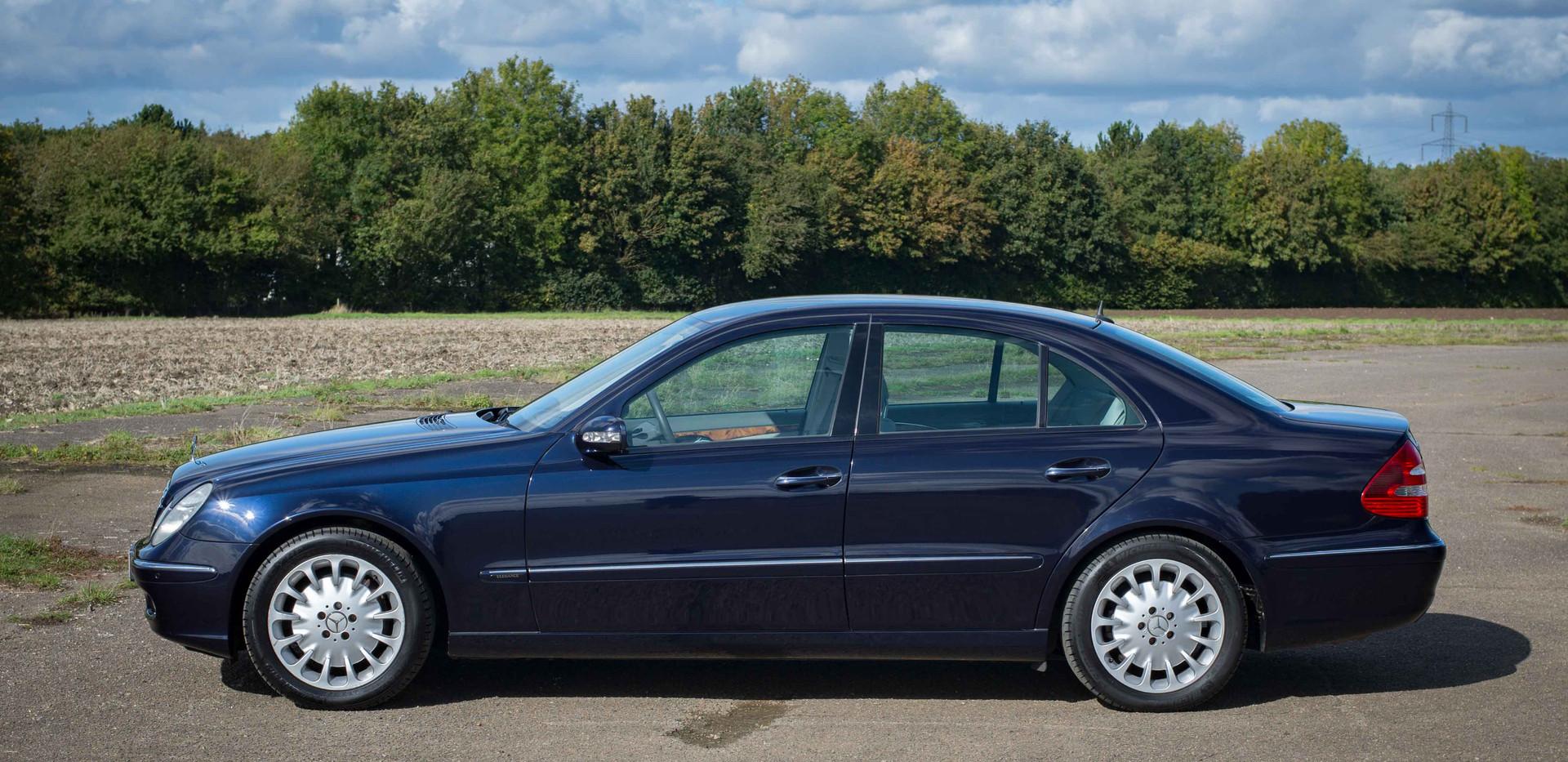 Mercedes E500 For Sale UK London  (8 of