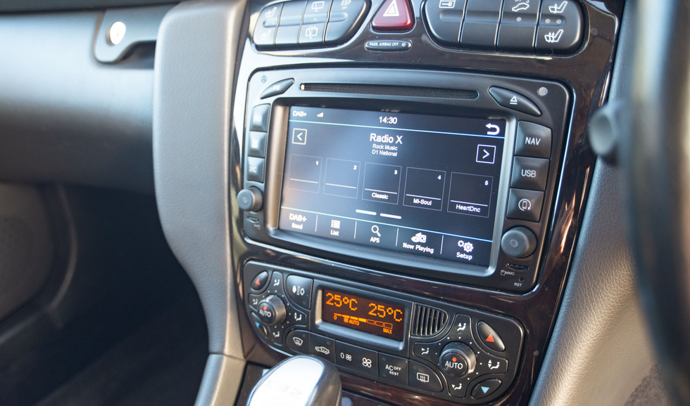 W203 C32 AMG estate for sale UK London-29.jpg