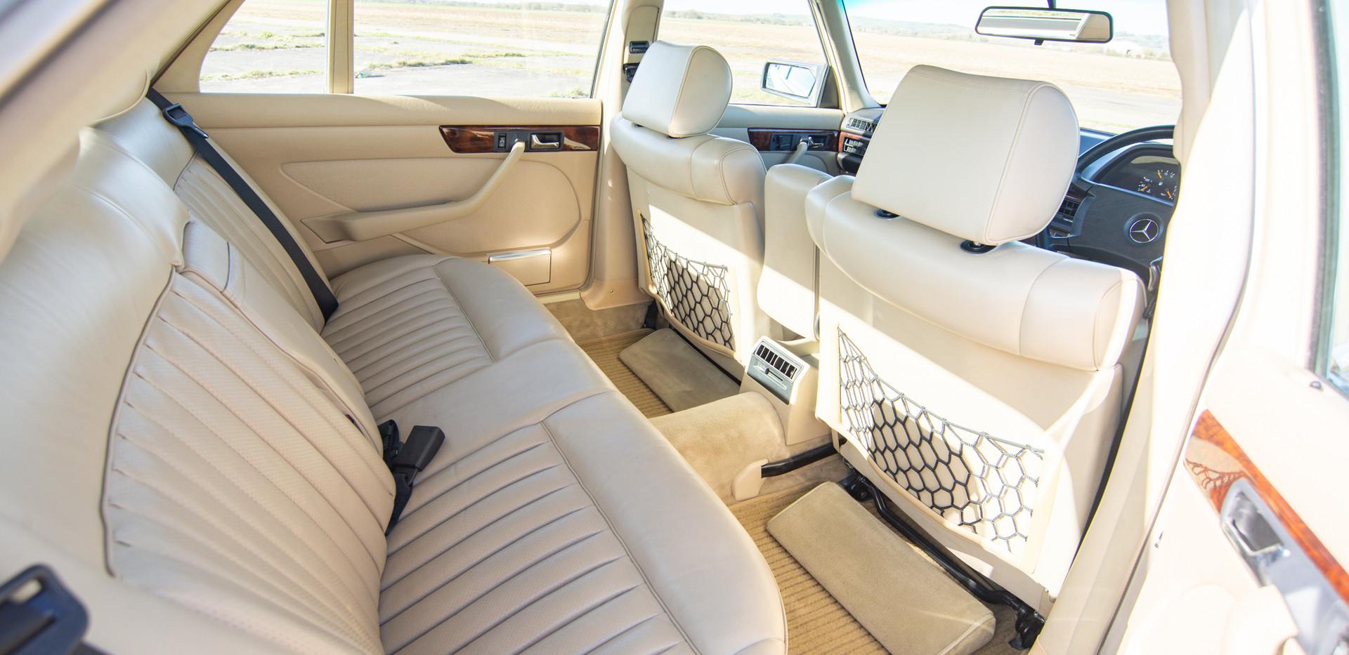 W126 420SEL E3TGW For Sale London-25.jpg