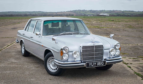 300SEL 6.3 For Sale UK London  (2 of 51)