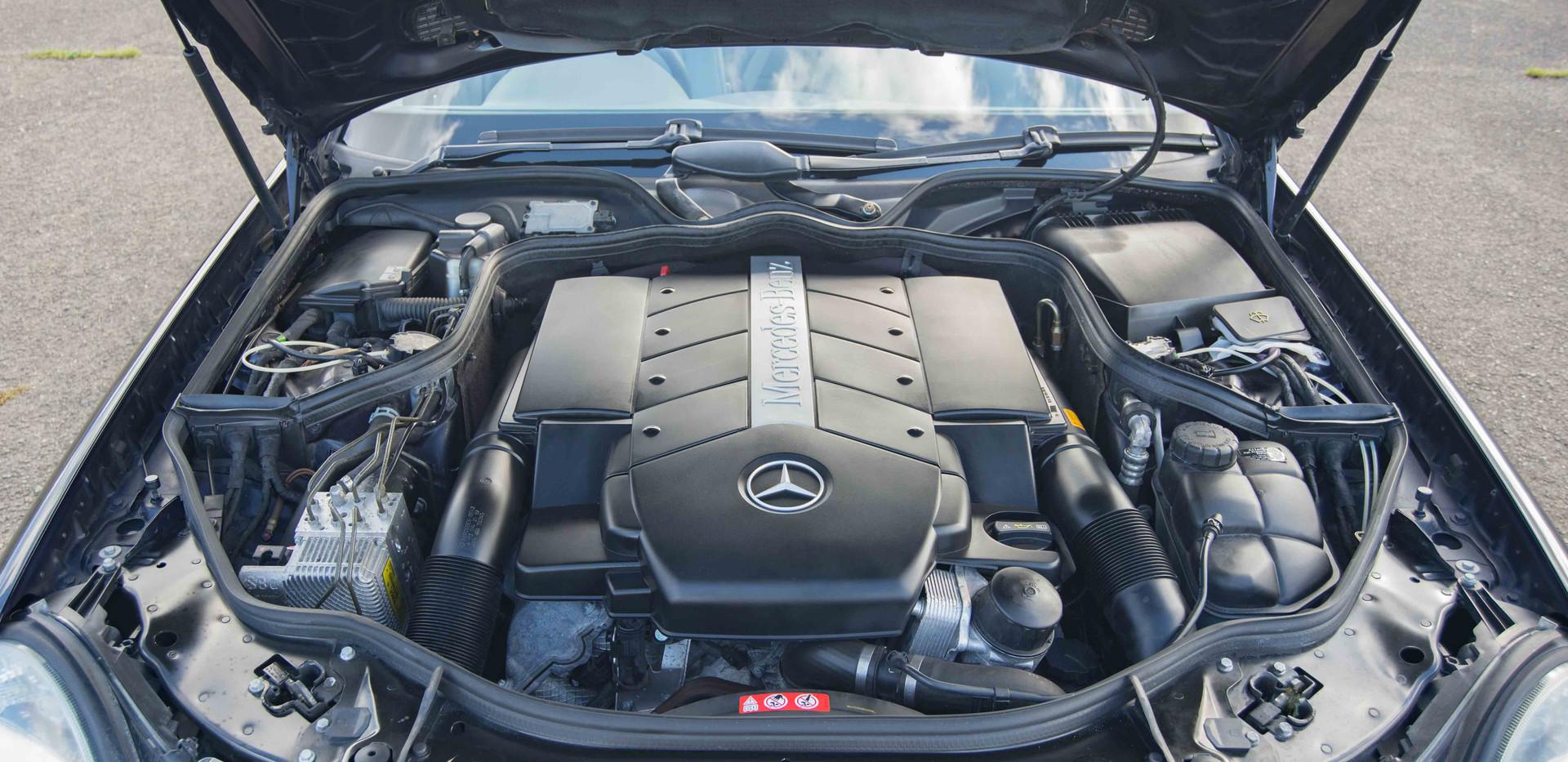 Mercedes E500 For Sale UK London  (48 of