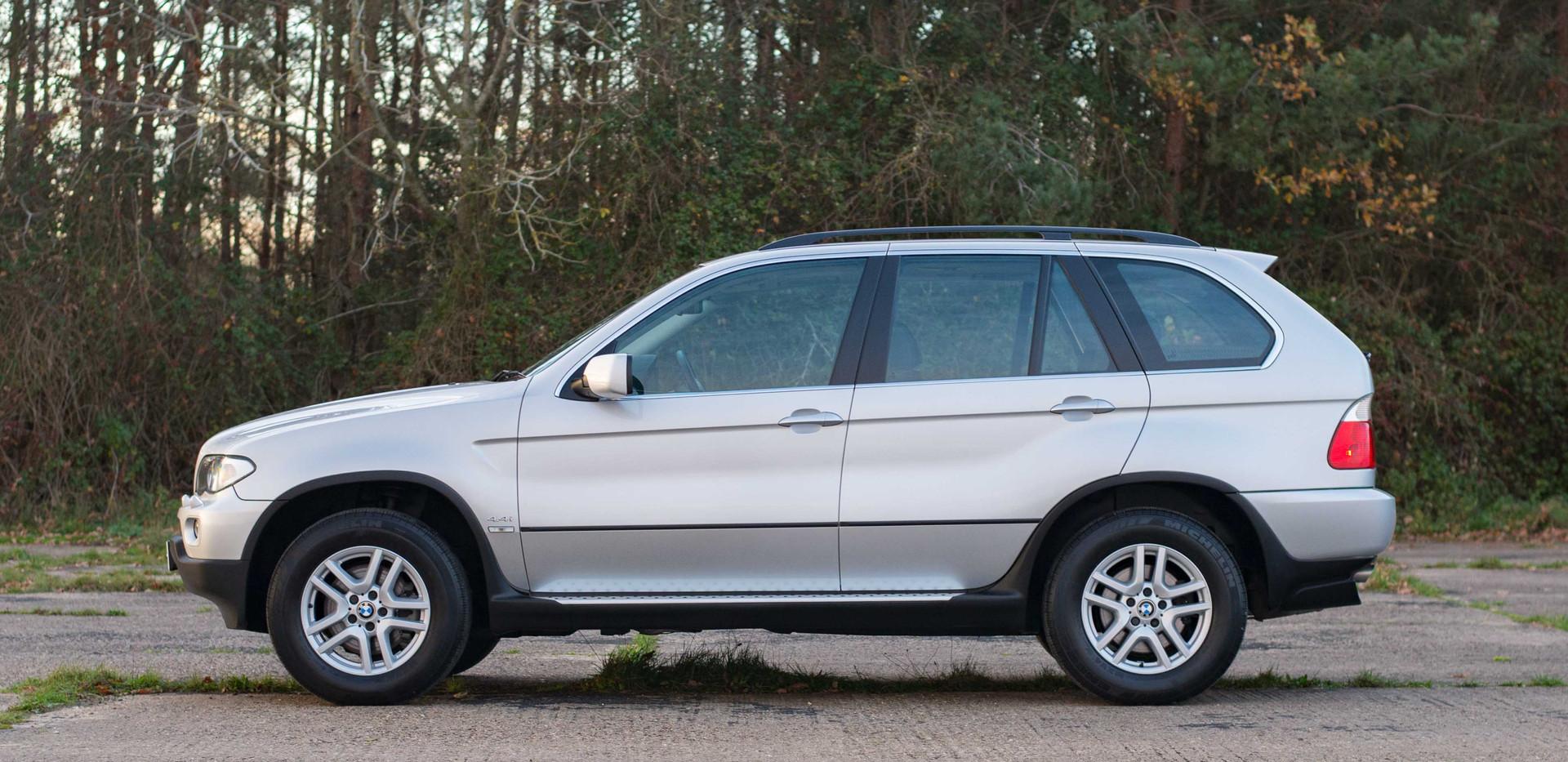 BMW E53 X5 4.4i For Sale UK London  (41