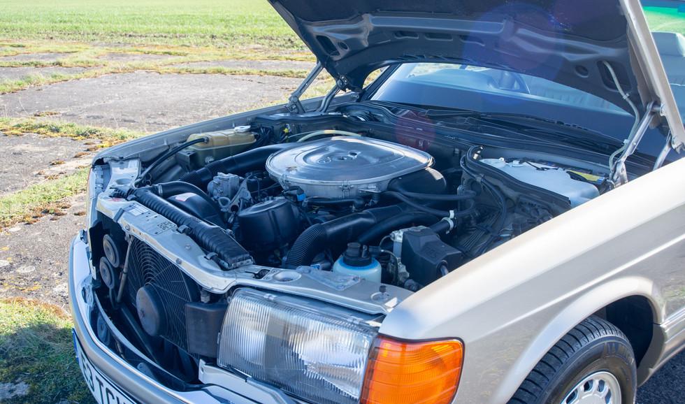 W126 420SEL E3TGW For Sale London-29.jpg