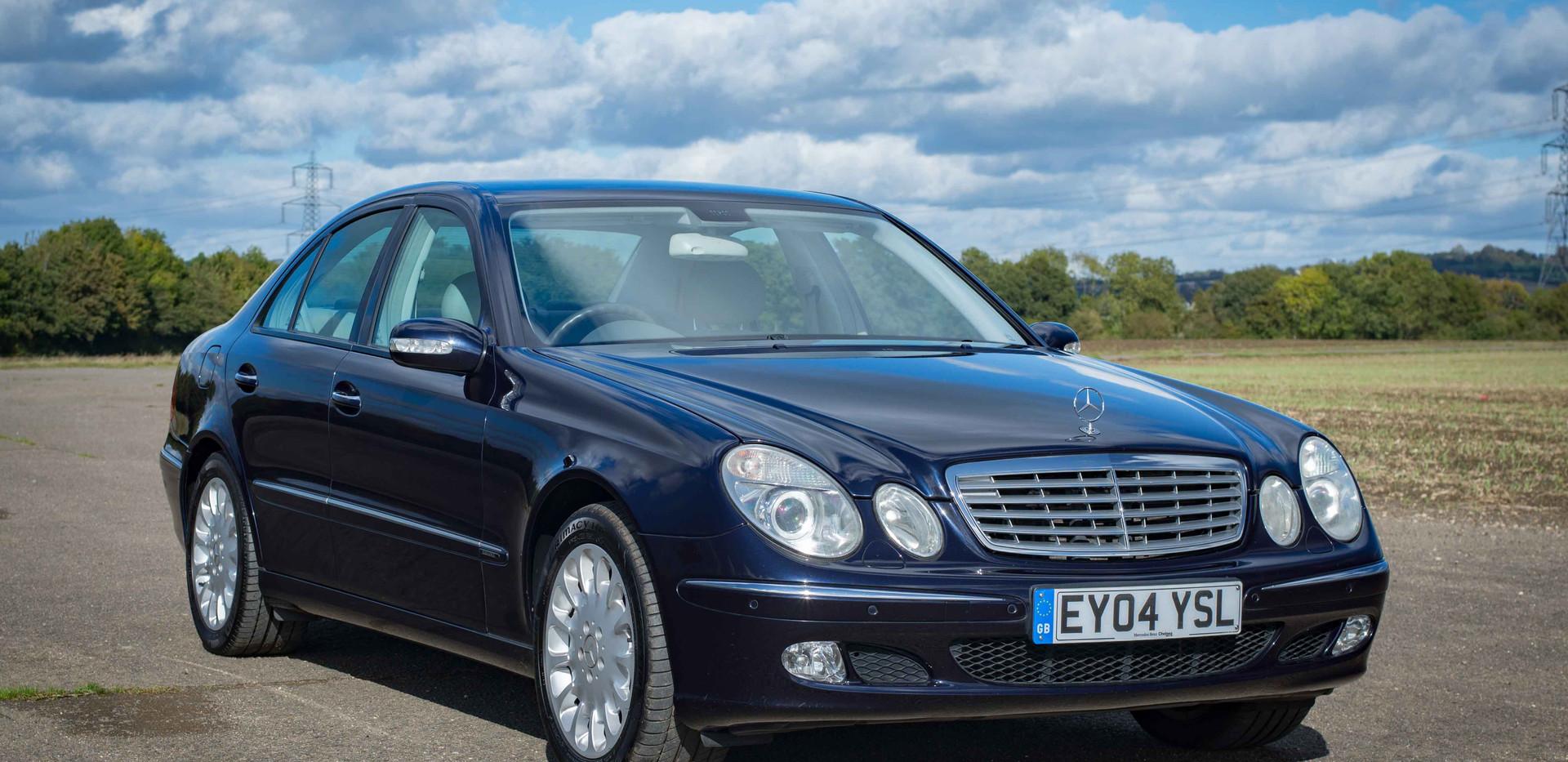 Mercedes E500 For Sale UK London  (12 of