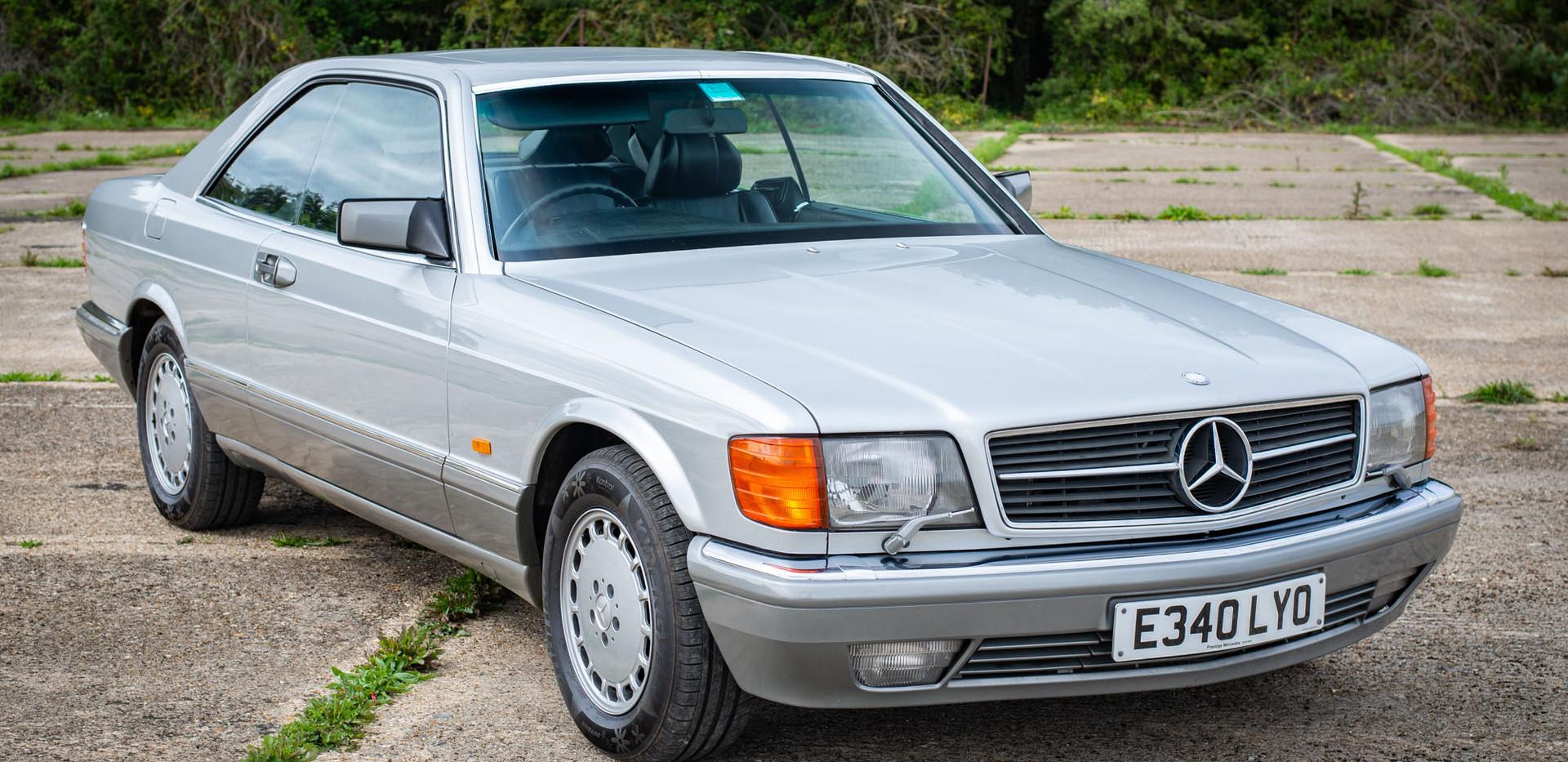 W126 420SEC - Uk for sale london-8.jpg