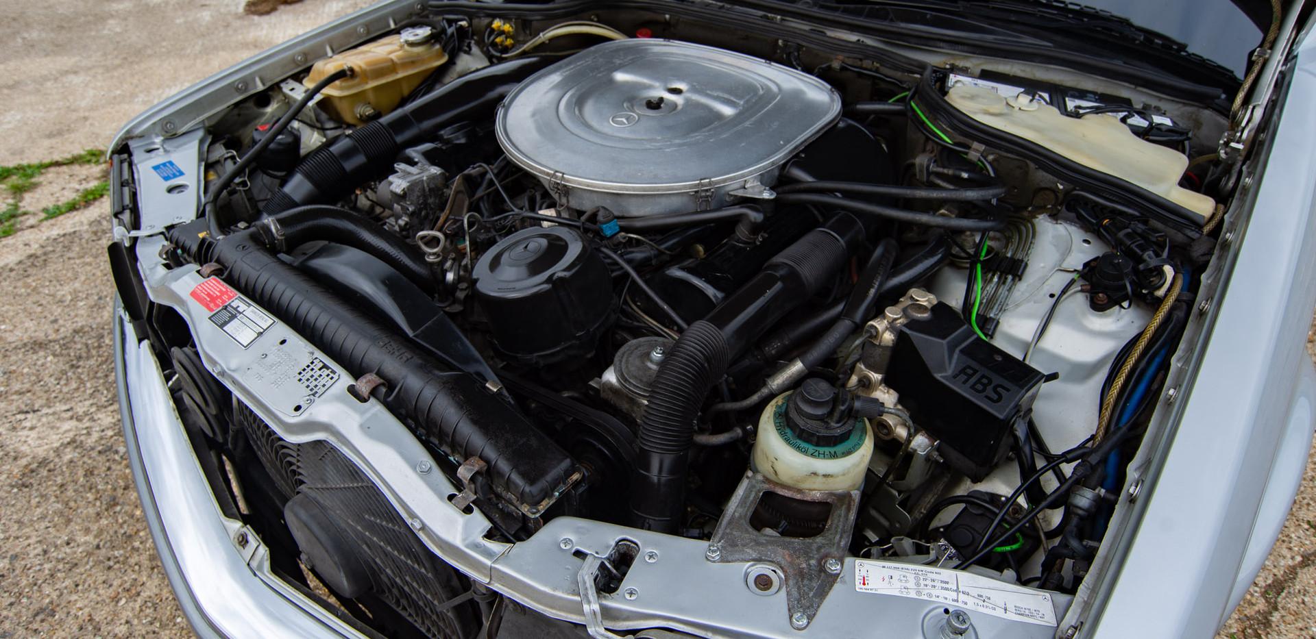 W126 420SEC - Uk for sale london-50.jpg