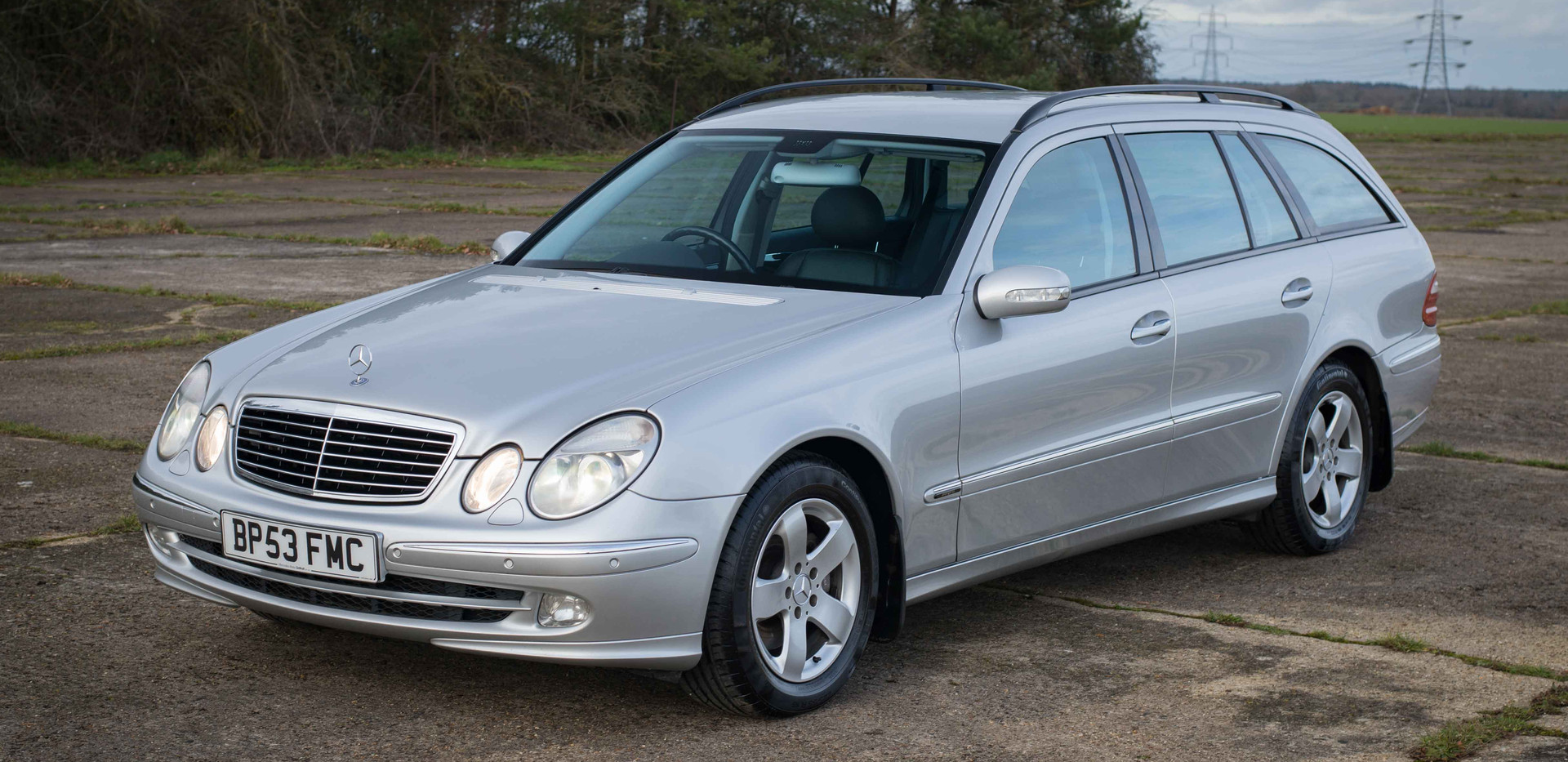 Mercedes E320CDI For Sale UK London  (47