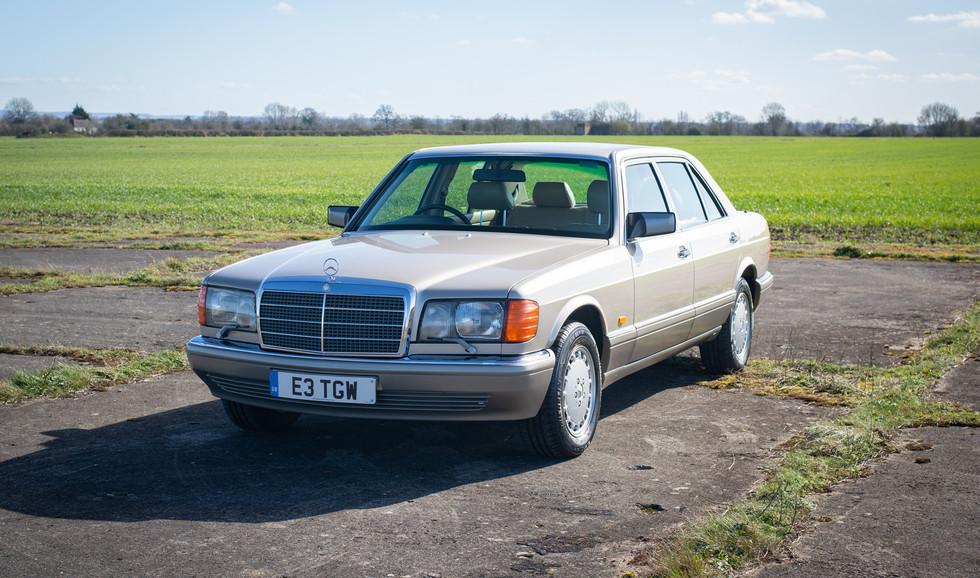 W126 420SEL E3TGW For Sale London-4.jpg