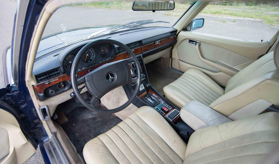 Mercedes W116 450SEL 6.9 For Sale UK Lon