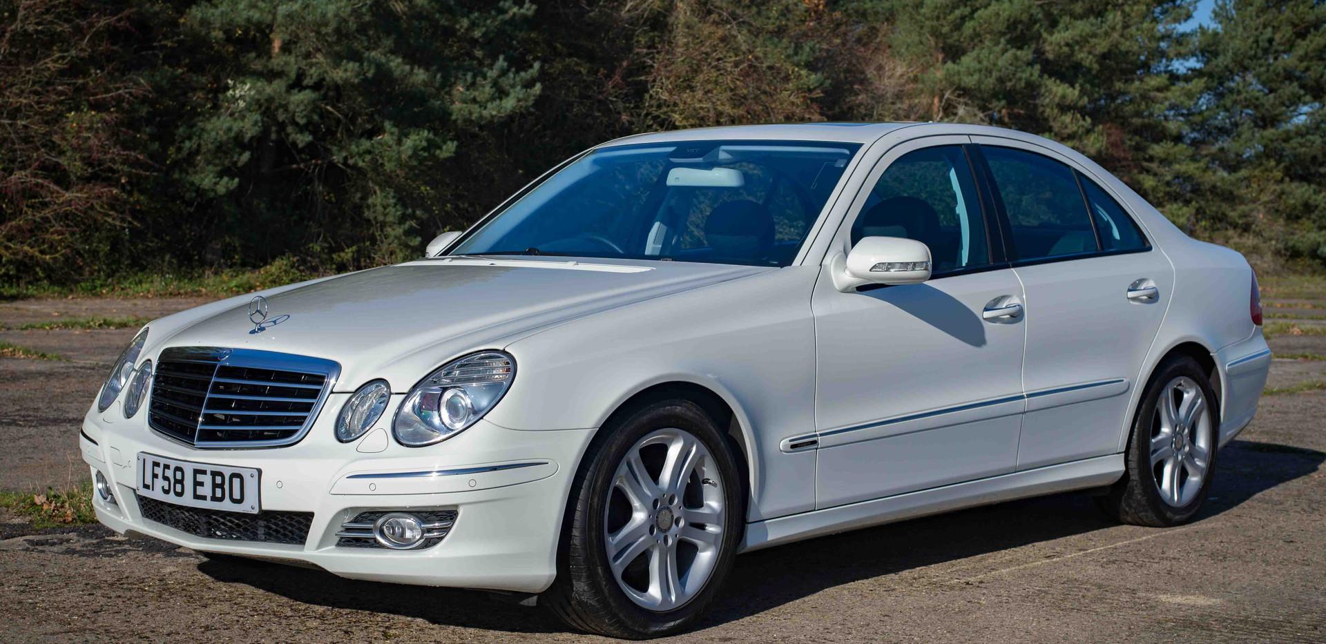 Mercedes E350 For Sale UK London  (19 of