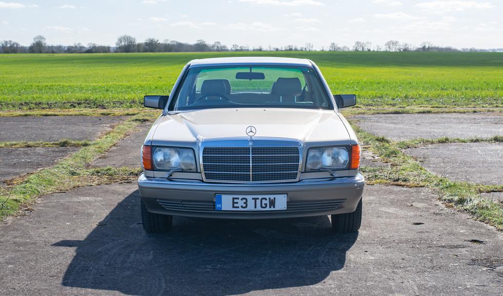W126 420SEL E3TGW For Sale London-1.jpg
