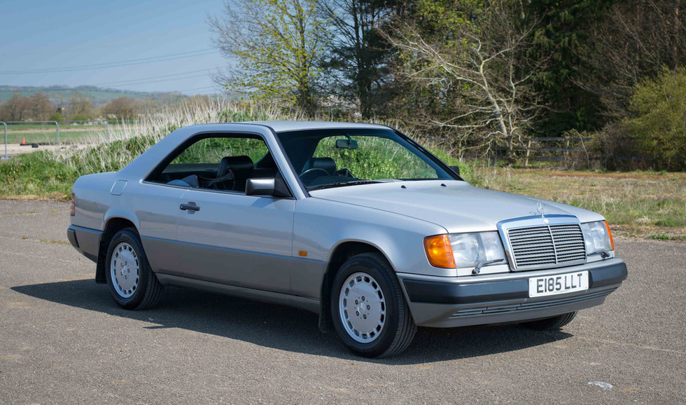 Mercedes W124 300CE For Sale UK London