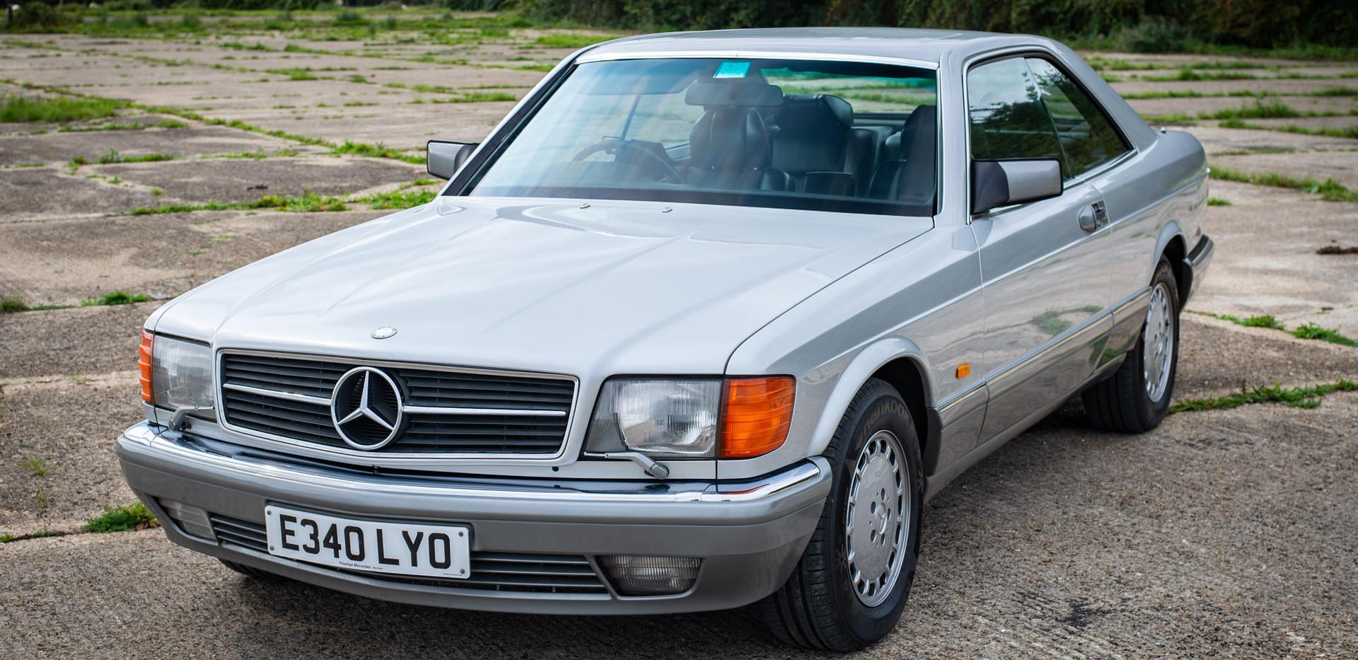 W126 420SEC - Uk for sale london-6.jpg