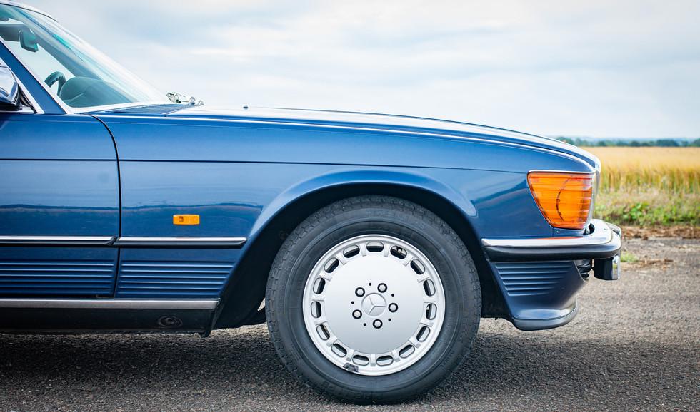 300SL 107 Blue for sale Uk london-8.jpg