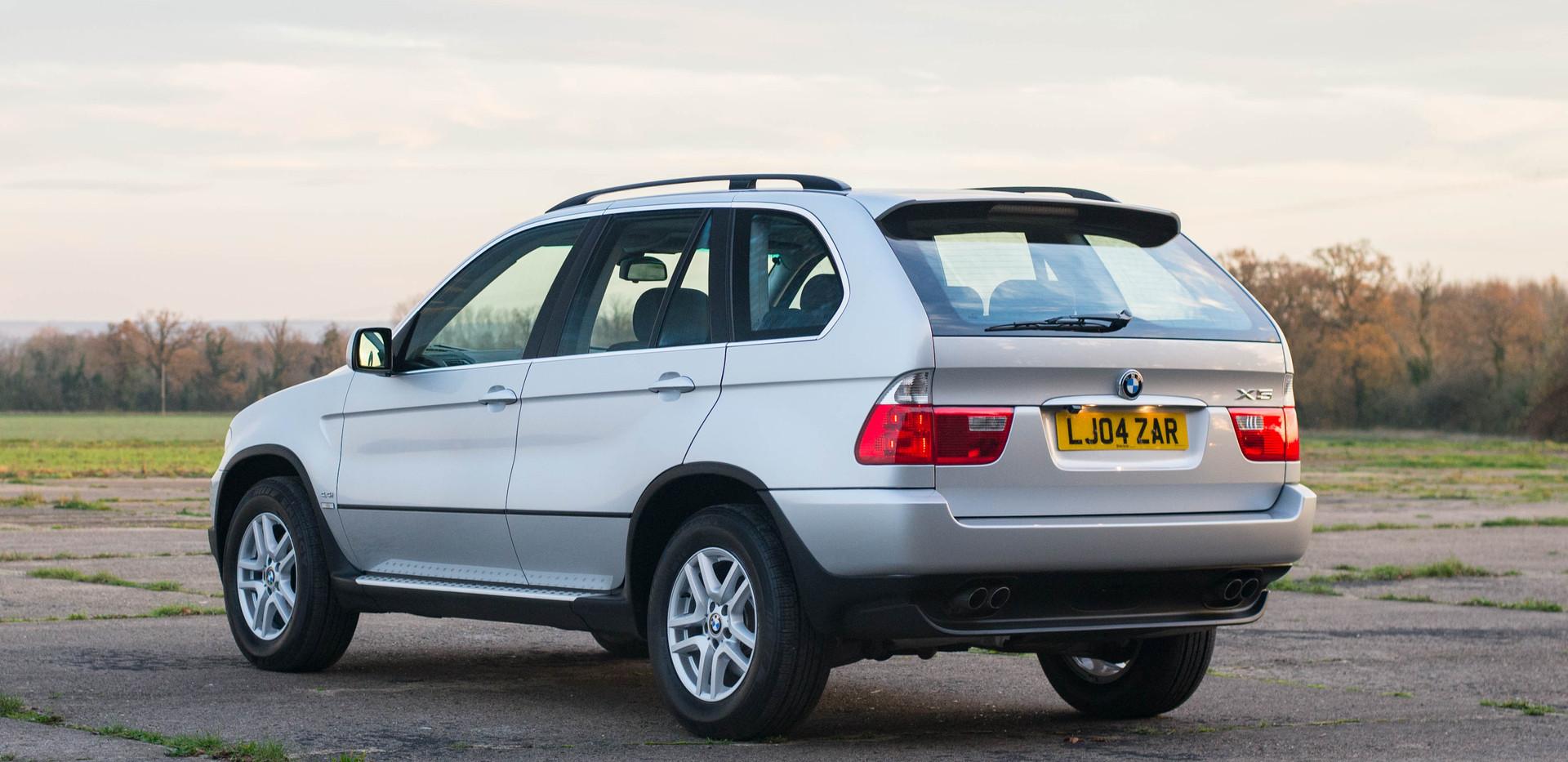 BMW E53 X5 4.4i For Sale UK London  (34
