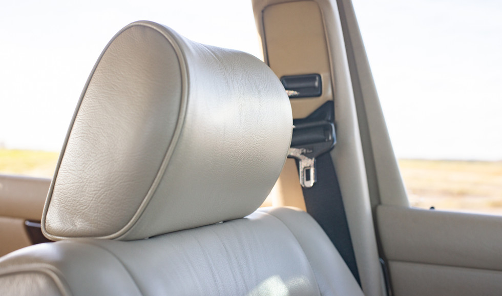 W126 420SEL E3TGW For Sale London-35.jpg