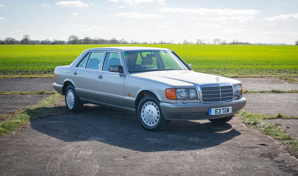 W126 420SEL E3TGW For Sale London-2.jpg