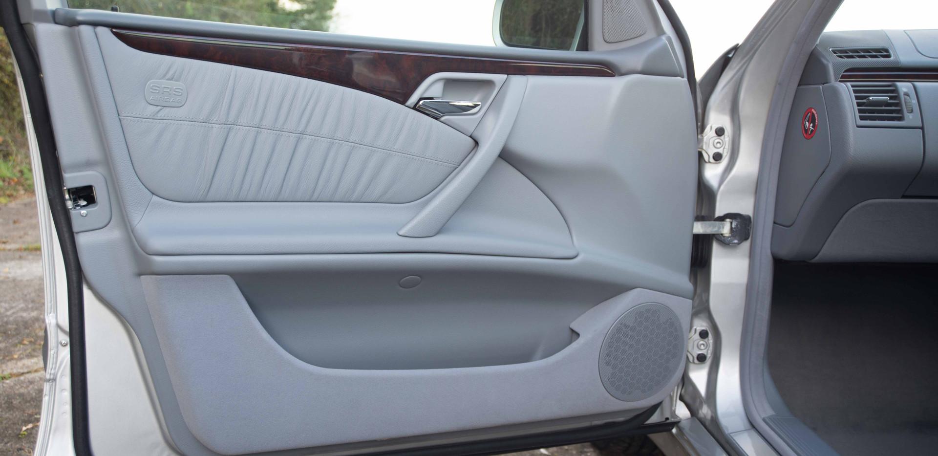 Mercedes E240 For Sale UK London  (71 of