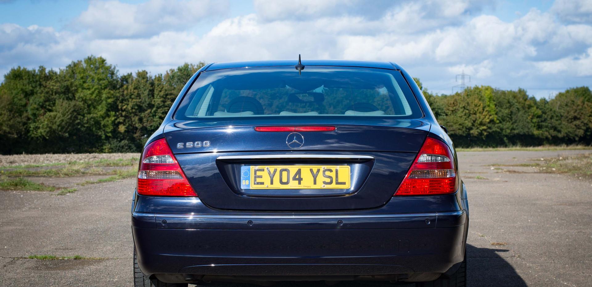 Mercedes E500 For Sale UK London  (3 of