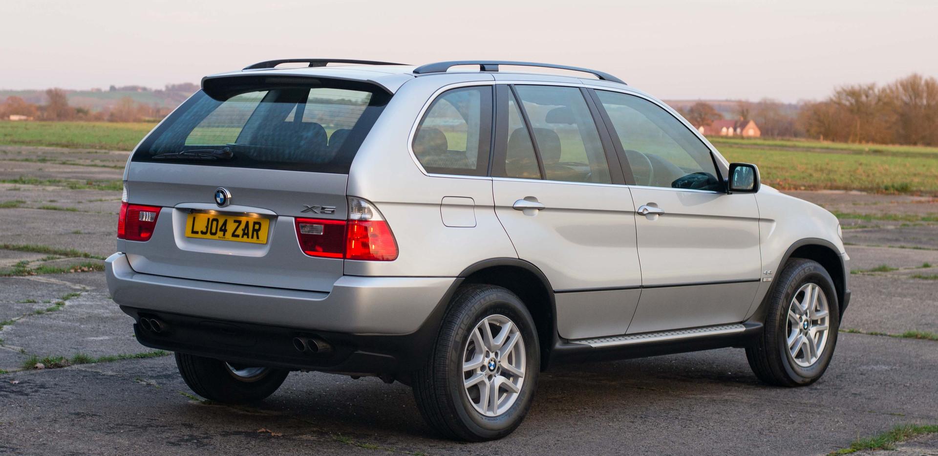 BMW E53 X5 4.4i For Sale UK London  (36