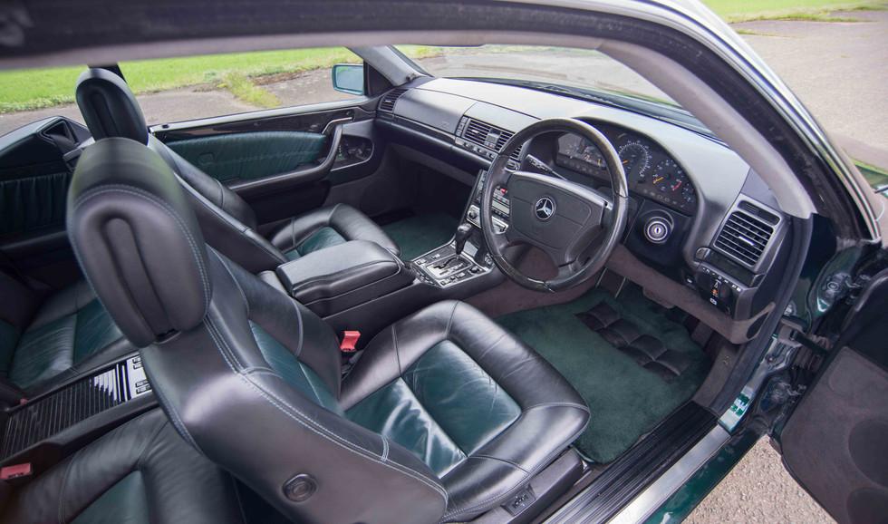 Mercedes C140 CL700 AMG For Sale UK Lond