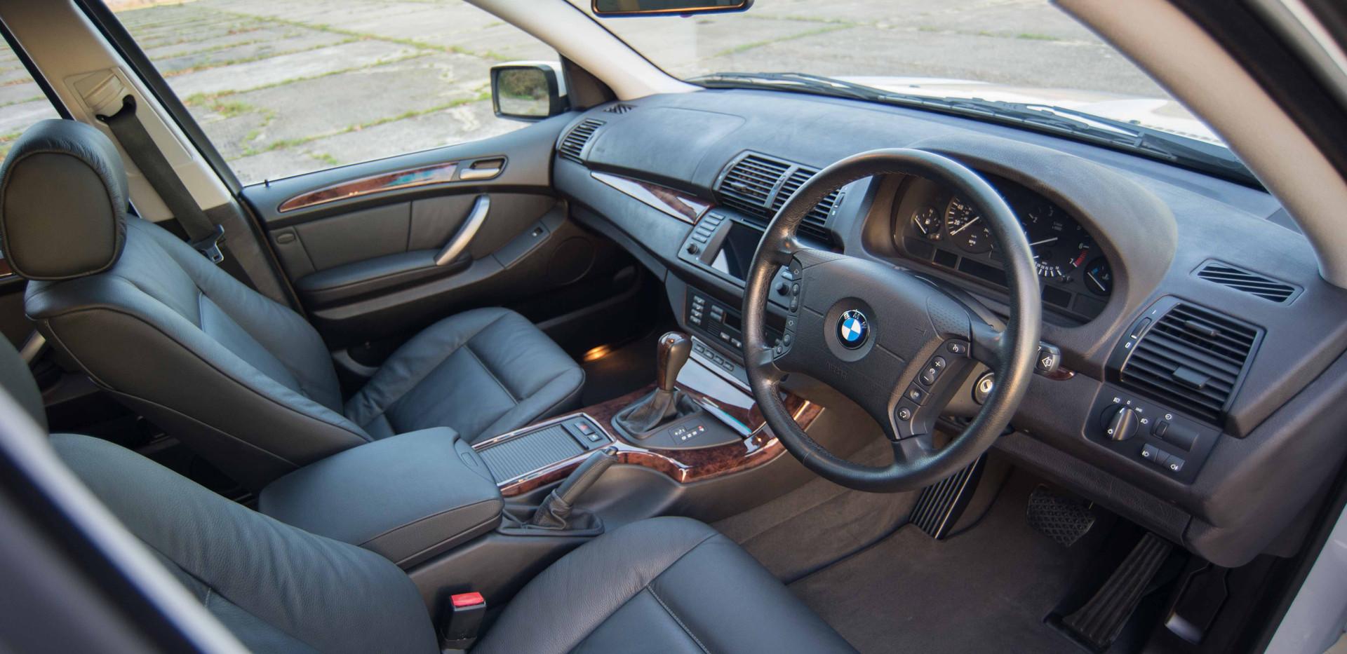BMW E53 X5 4.4i For Sale UK London  (3 o