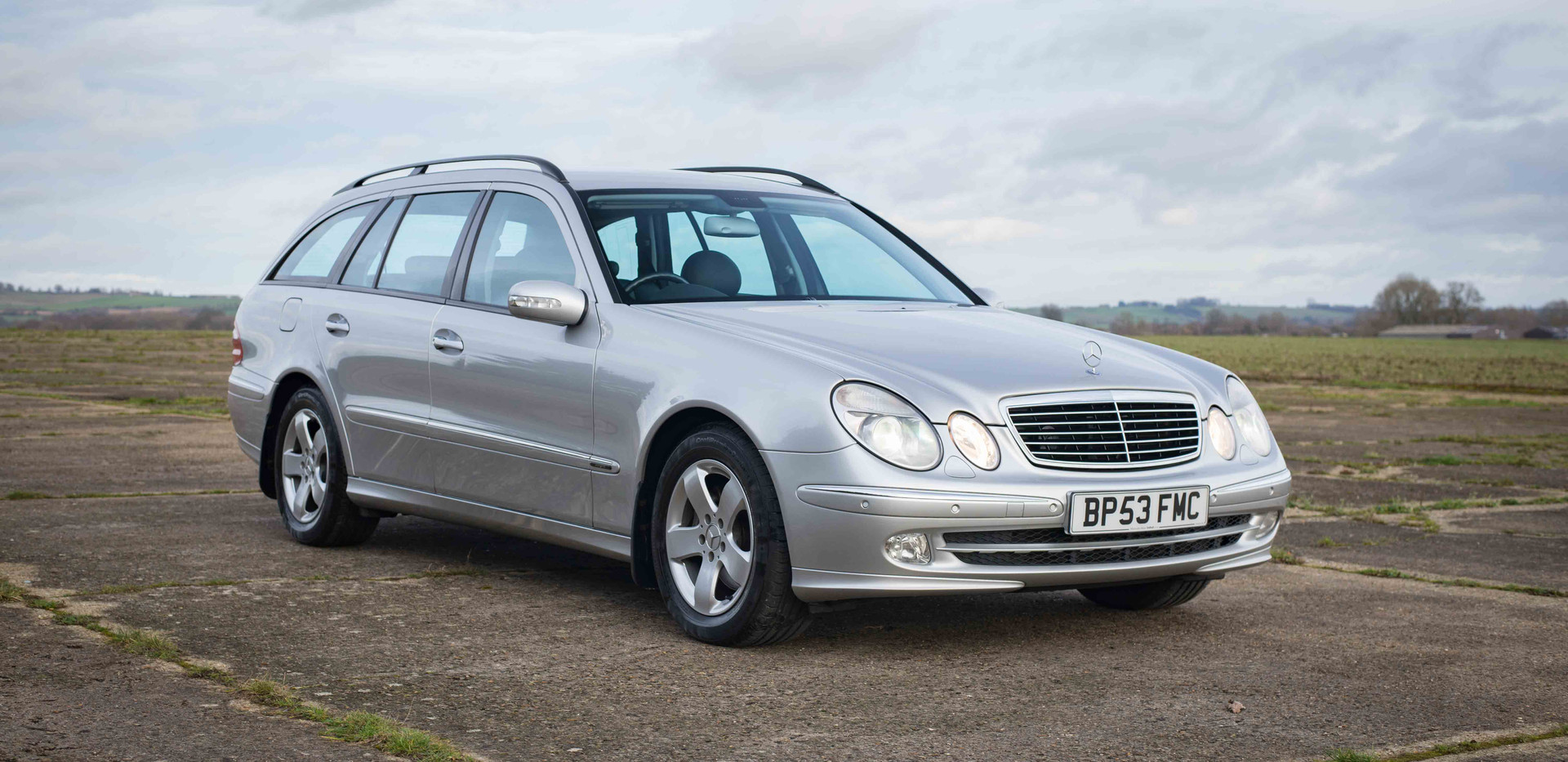 Mercedes E320CDI For Sale UK London  (45