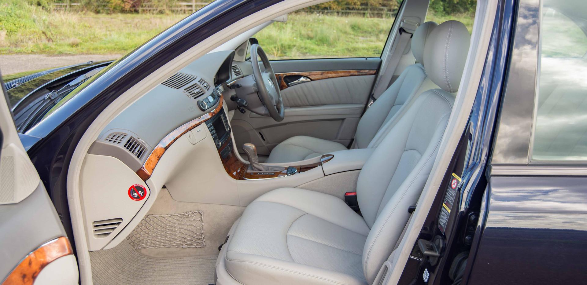 Mercedes E500 For Sale UK London  (42 of