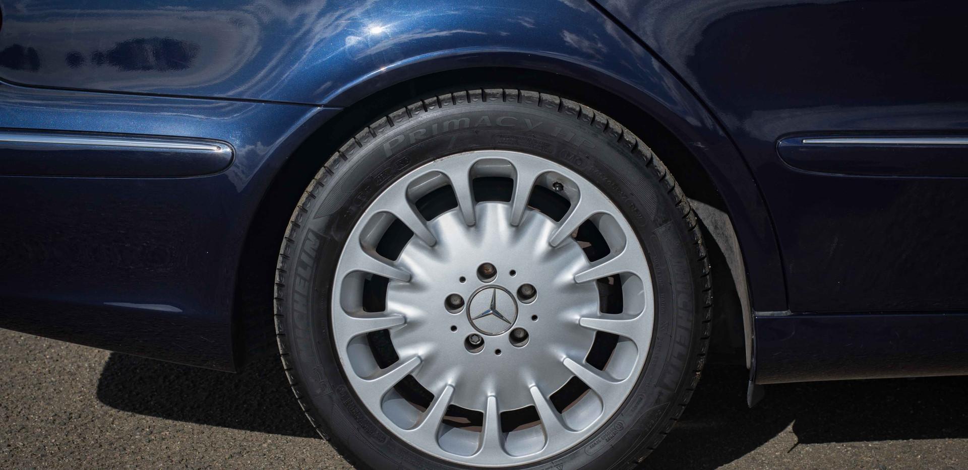 Mercedes E500 For Sale UK London  (23 of