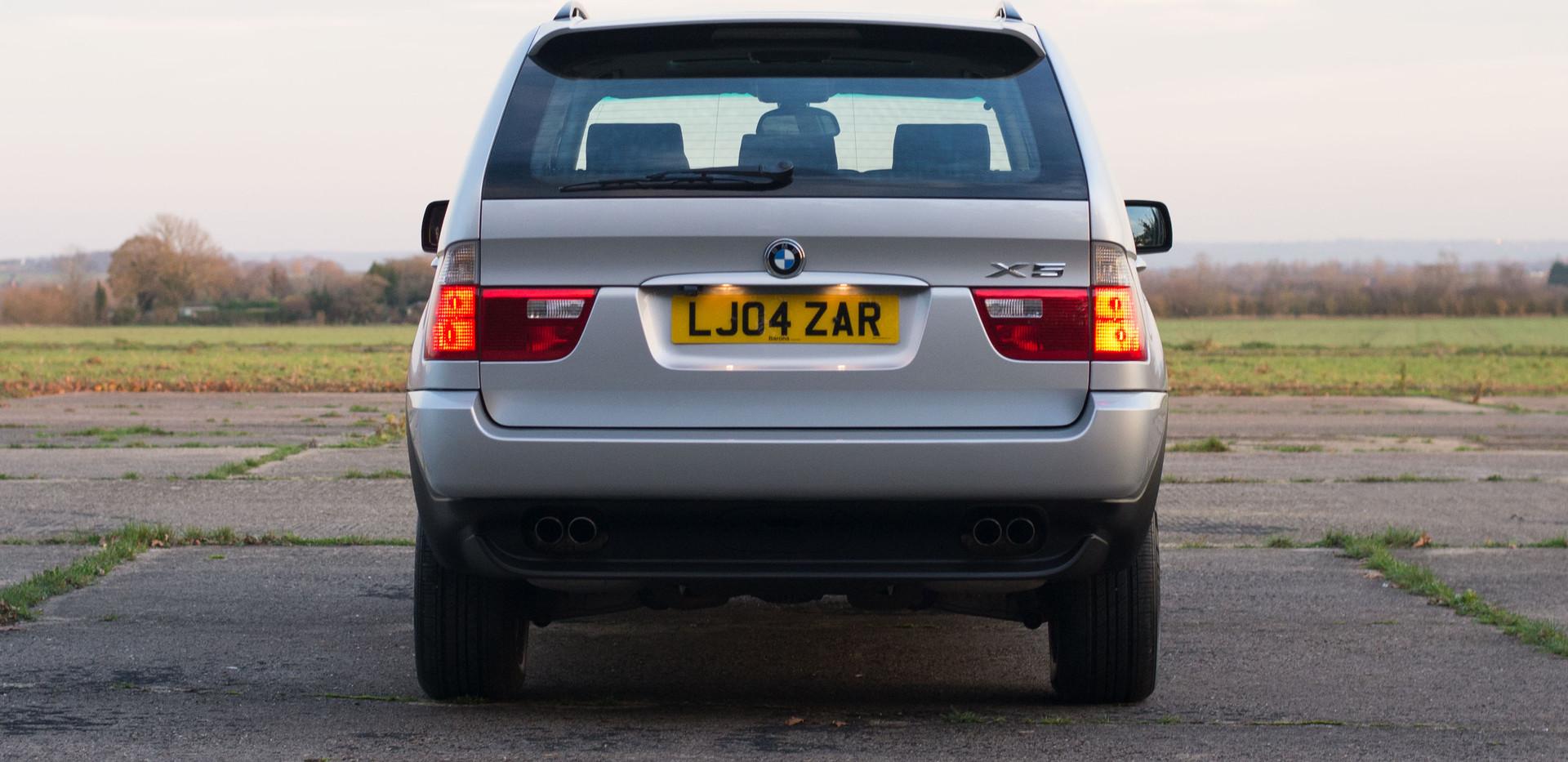 BMW E53 X5 4.4i For Sale UK London  (35