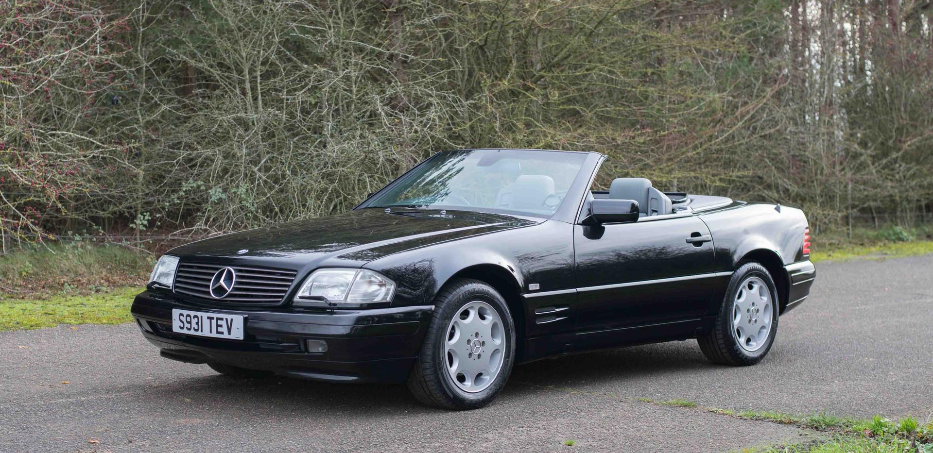 Mercedes R129 SL320 For Sale UK London