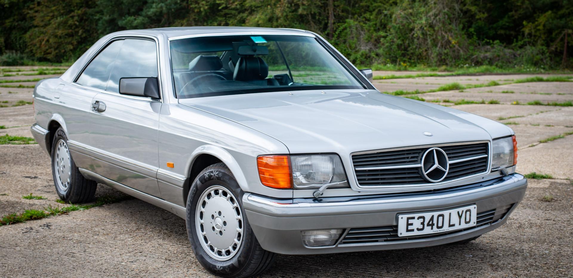 W126 420SEC - Uk for sale london-2.jpg