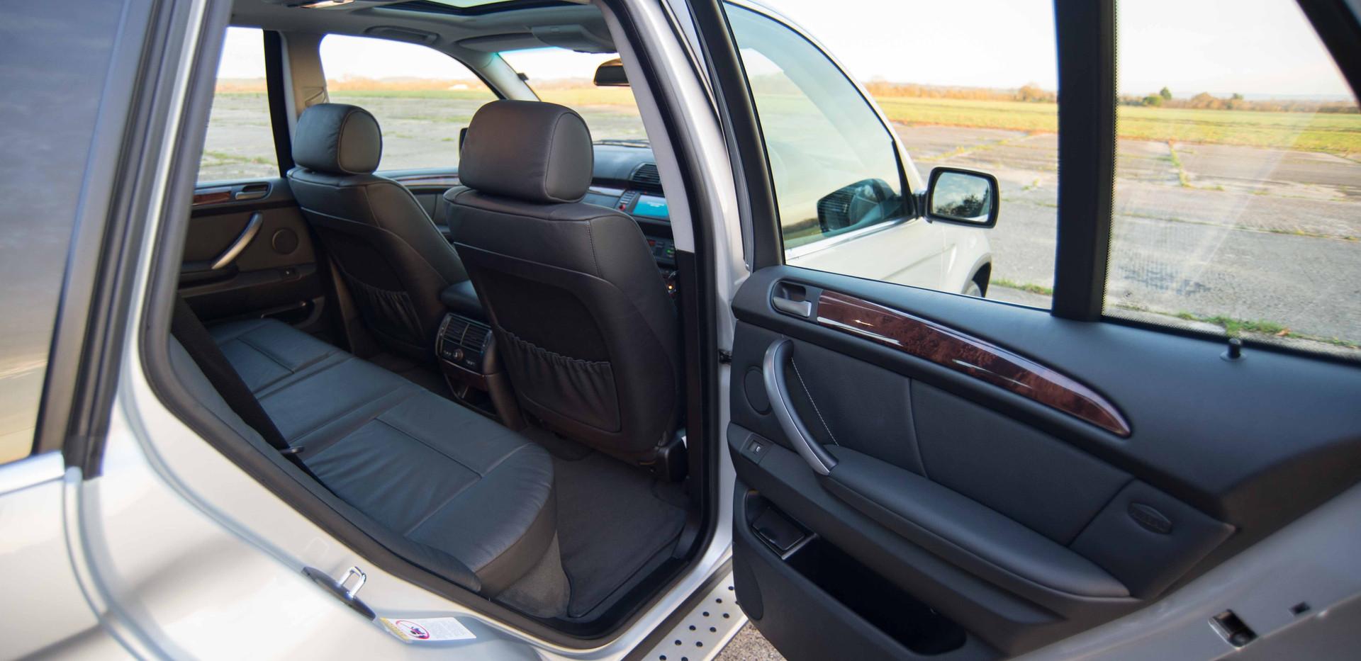 BMW E53 X5 4.4i For Sale UK London  (10