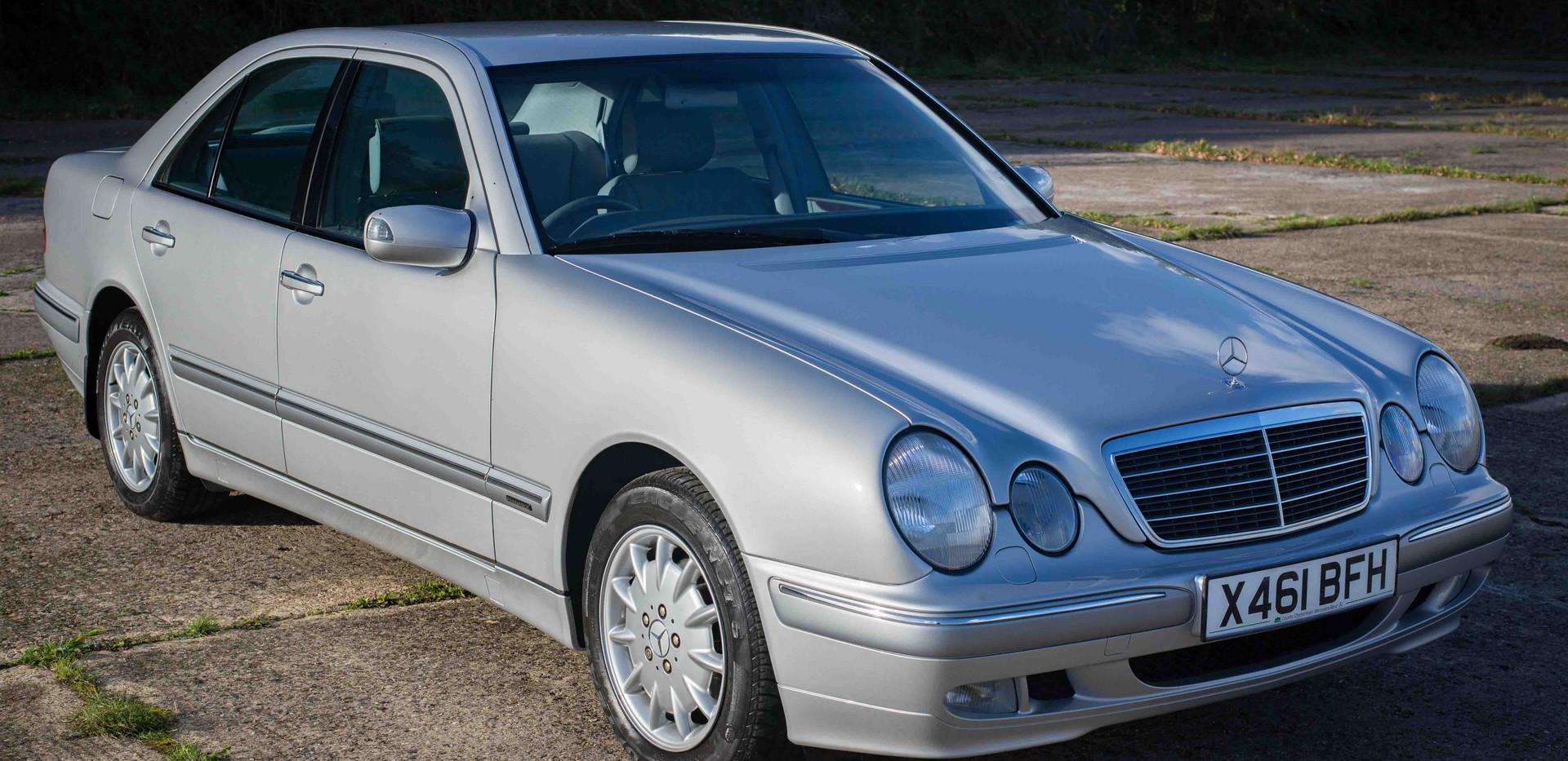 Mercedes E240 For Sale UK London  (28 of