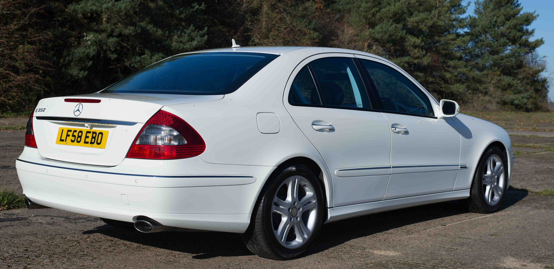 Mercedes E350 For Sale UK London  (14 of