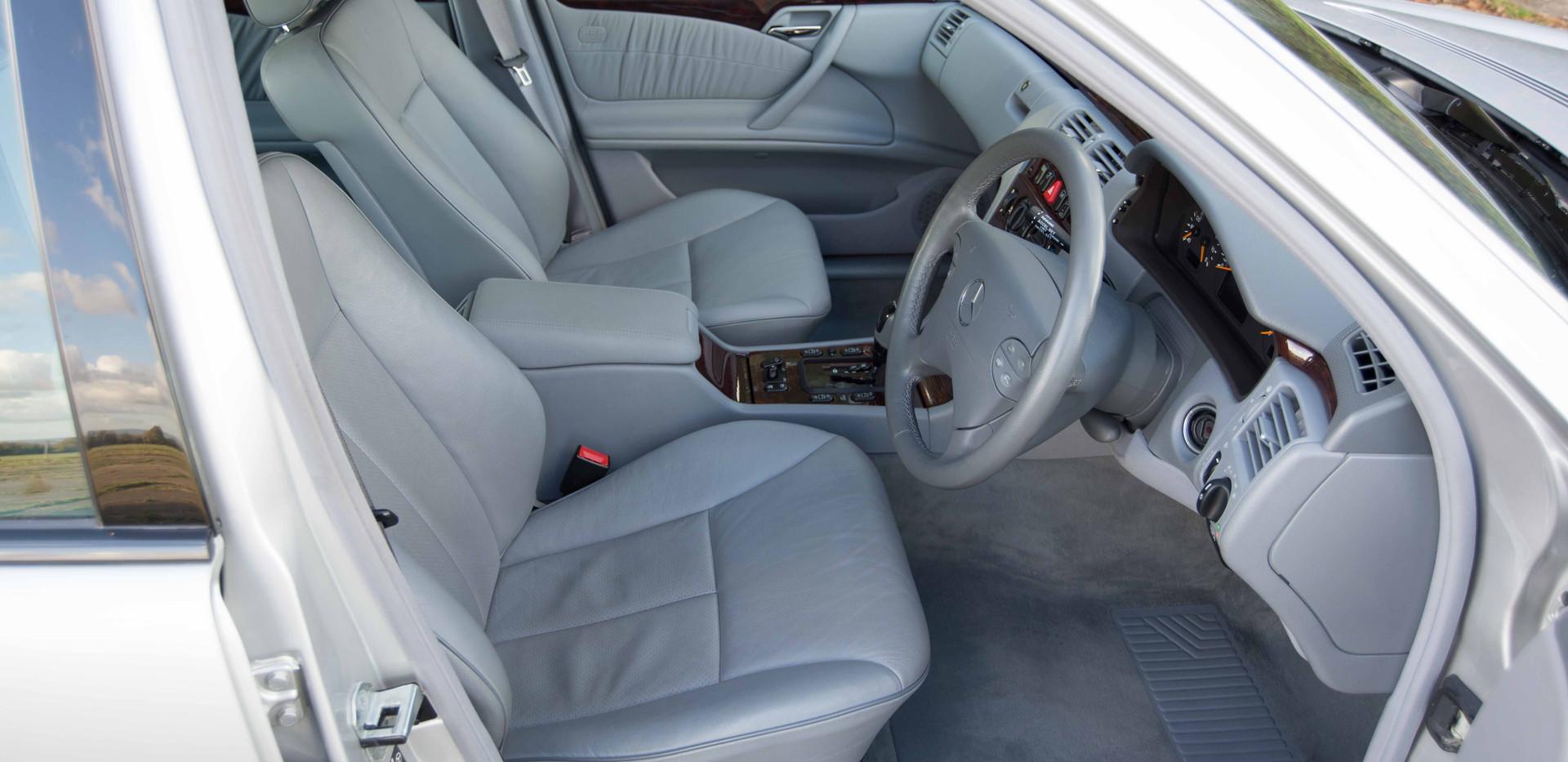 Mercedes E240 For Sale UK London  (55 of