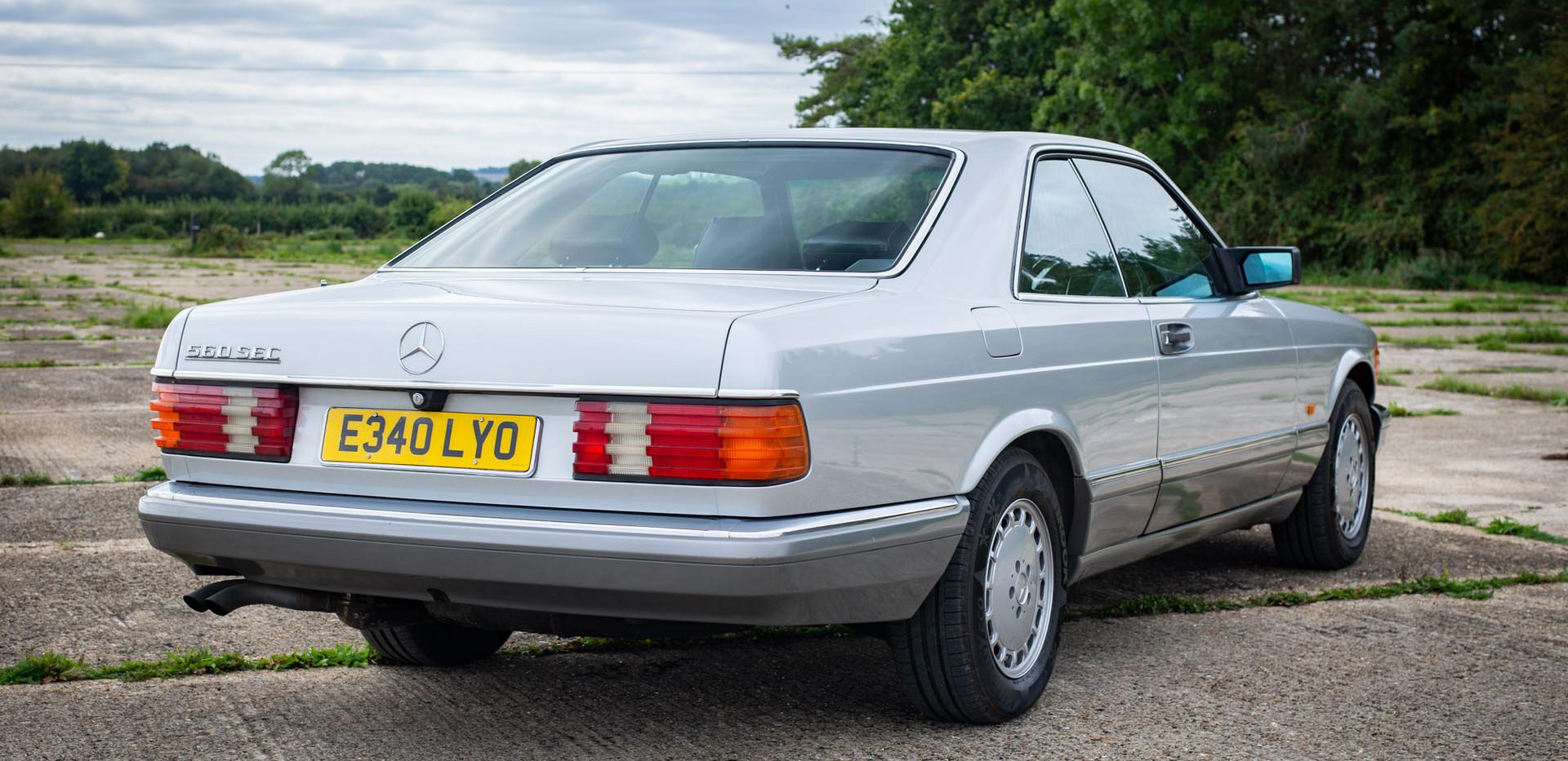 W126 420SEC - Uk for sale london-17.jpg