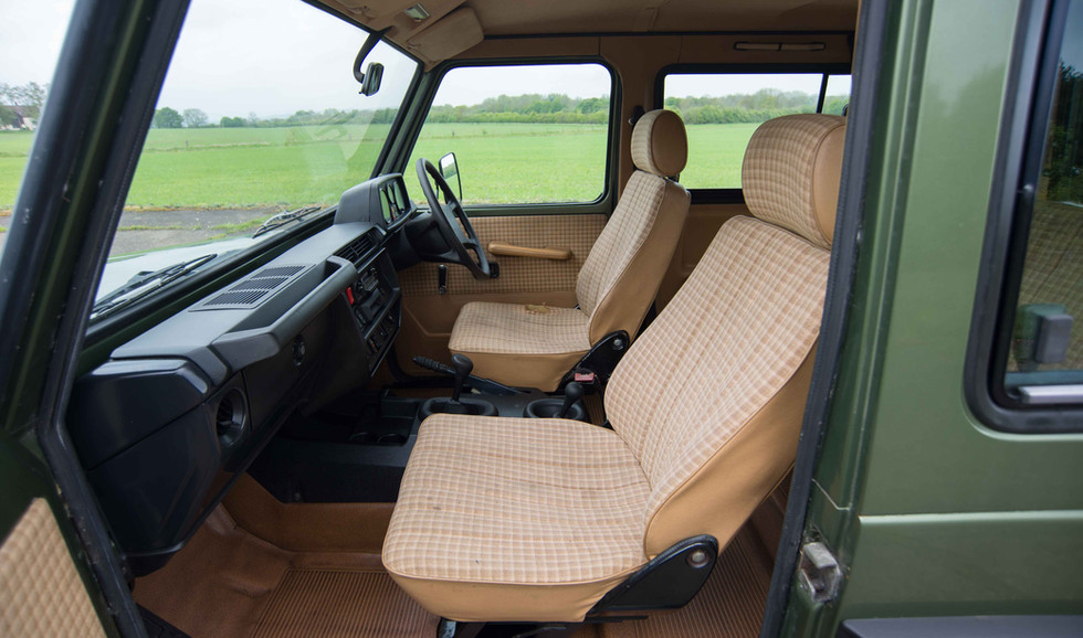 Mercedes W460 230GE For Sale UK London