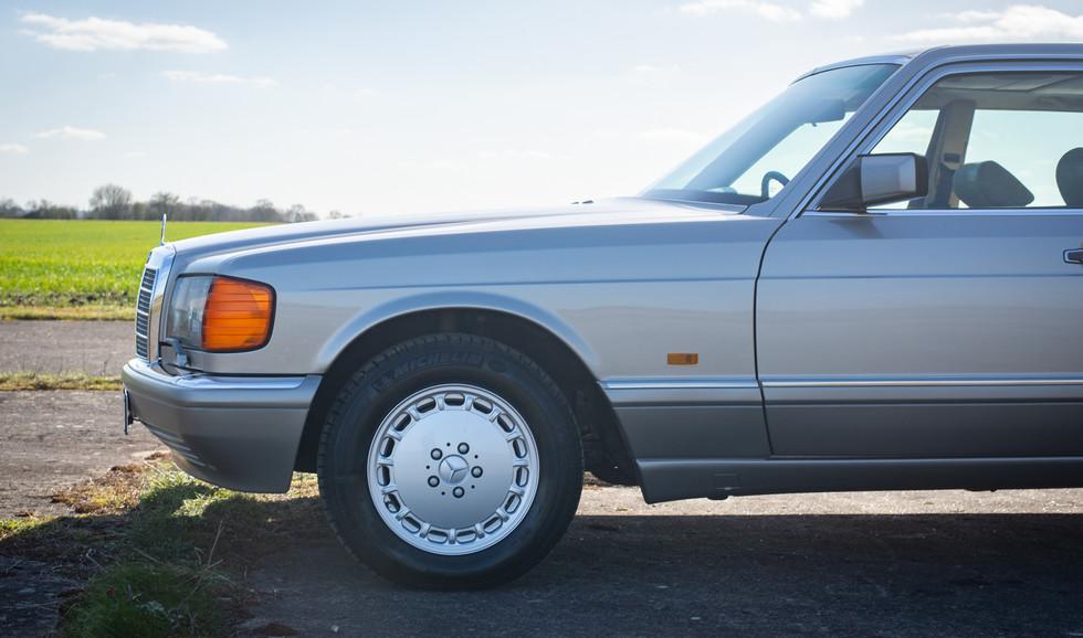 W126 420SEL E3TGW For Sale London-16.jpg