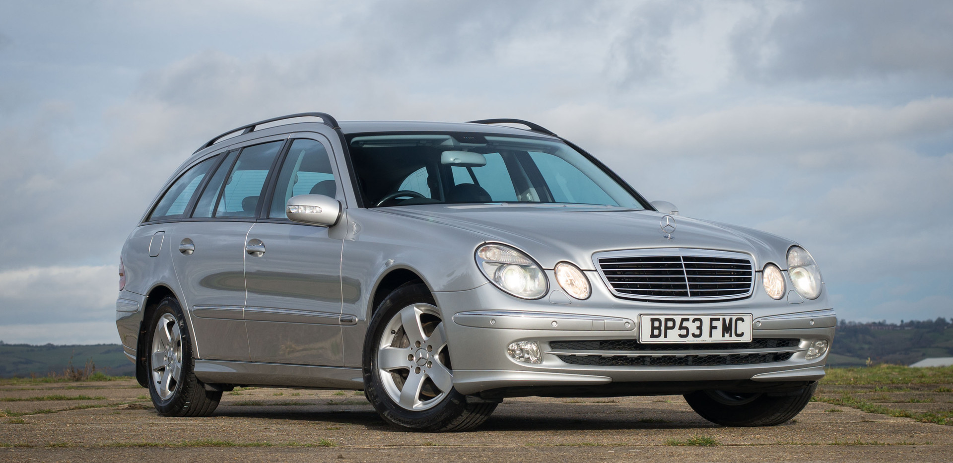 Mercedes E320CDI For Sale UK London  (38
