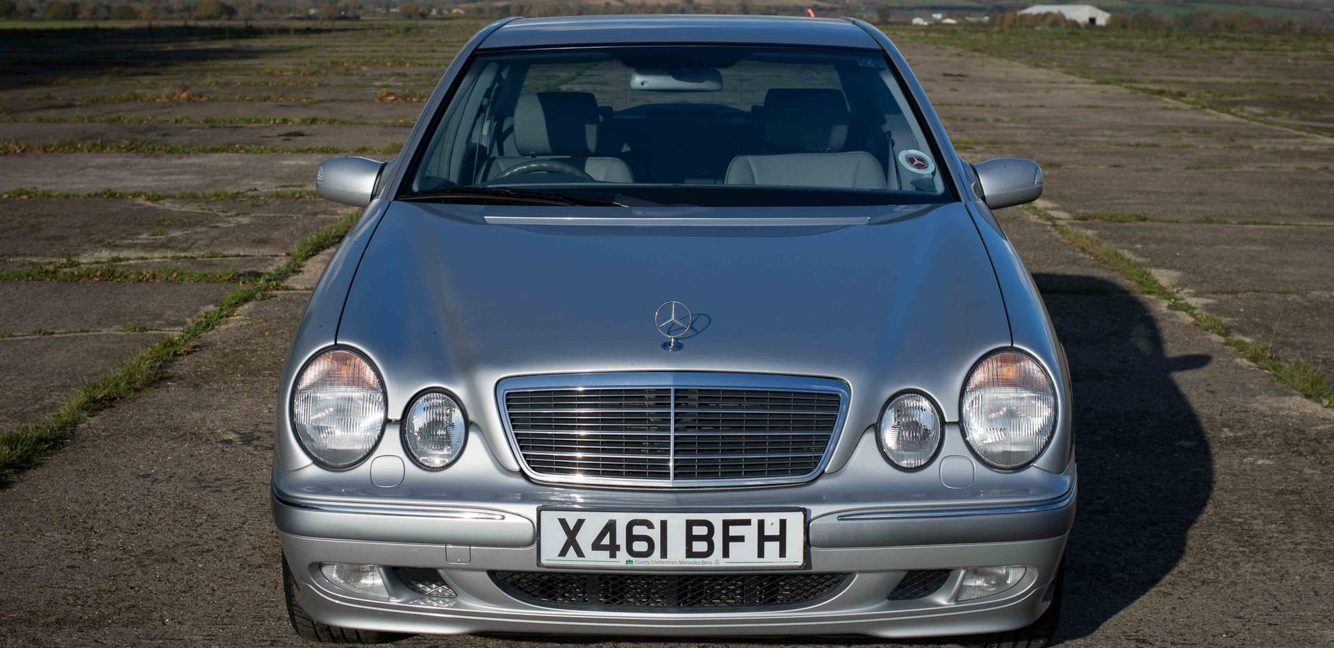 Mercedes E240 For Sale UK London  (18 of